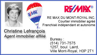Remax Mont-Royal